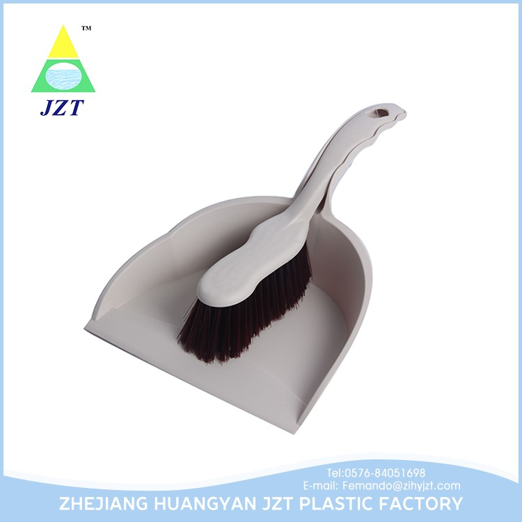 Widely Use Home Use Plastic Clean Dustpan And Broom Set