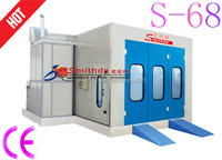 Advanced high quality car spray booth with CE and ISO approval