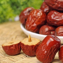 Chinese organic herbs red dates