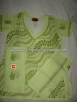 traditional cotton kids ethnic dress