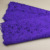 purple chemical lace embroidery guipure fabric