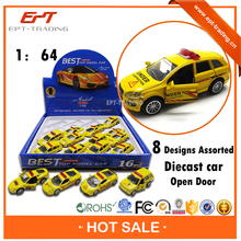 Hot selling Chinese mini alloy toy car for sale
