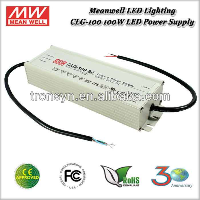 Meanwell CLG-100-12 (100W 12V 5A) 100W Single Output Switching LED Driver Power
