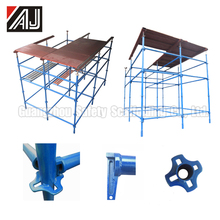 Chinese Selflock Tubular Quick Stage Scaffolding For Building Construction(Quick Lock Scaffolding)