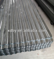q195 galvanized steel sheet roofing sheet/corrugated galvanized sheet metal/building material manufacturer in China