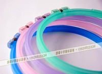China supply Alibaba wholesale 18cm of frosted embroidery hoop for cross stitch