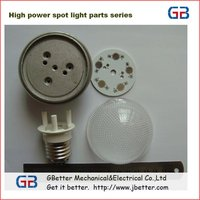 5w ball type led light / Ball type Led spotlight parts(fixtures)
