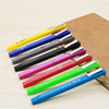 Hotel Promotional Square Rubber Pen With