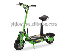 green evo electric scooter 800w or 1000w with 12 inch off road tyre