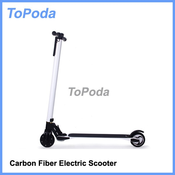 Classic carbon fiber electric scooter for USA