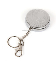 ashtray With key ring,pocket ashtray for promotion,portable metal pocket ashtra