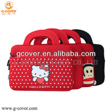 Hello kitty laptop bag case, neoprene Hello Kitty laptop bag