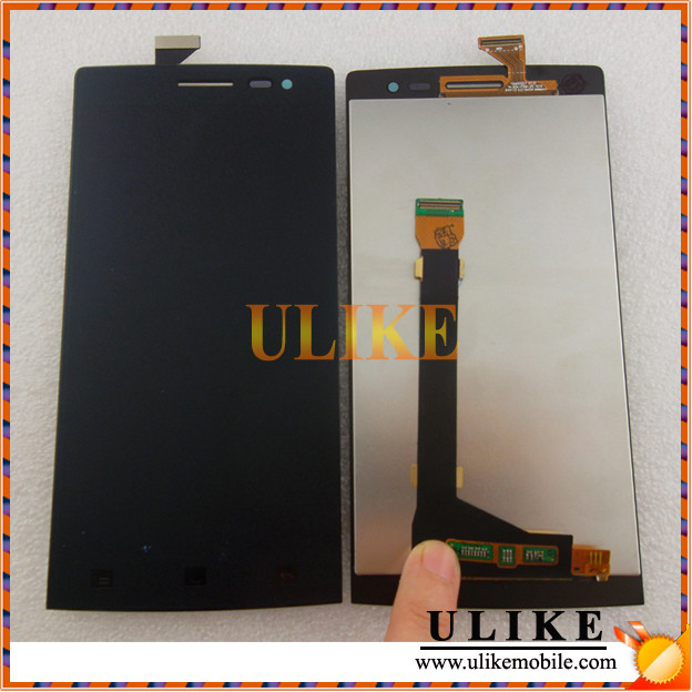 OEM LCD Display +Digitizer touch Screen Assembly For Oppo Find 7 X9076 X9077