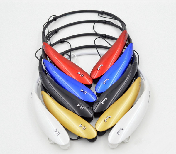 HBS-800 Sport Wireless Bluetooth V3.0 Stereo Headphone Player MP3 Music
