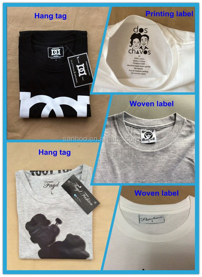 Wholesale 100% Cotton Promotional Gift T-Shirt With Custom Print