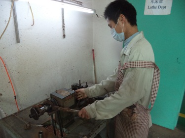 Wood Lathe Processing