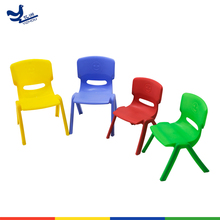 Durable and colorful plastic kids chair and table for kindergarten