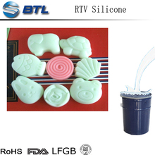 Soft Hardness RTV Silicone Molding Rubber
