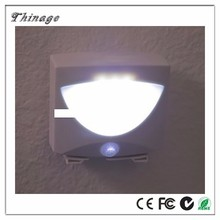 Indoor Outdoor Mighty Light Infrared LED Sensor light 3 LED Sensor light