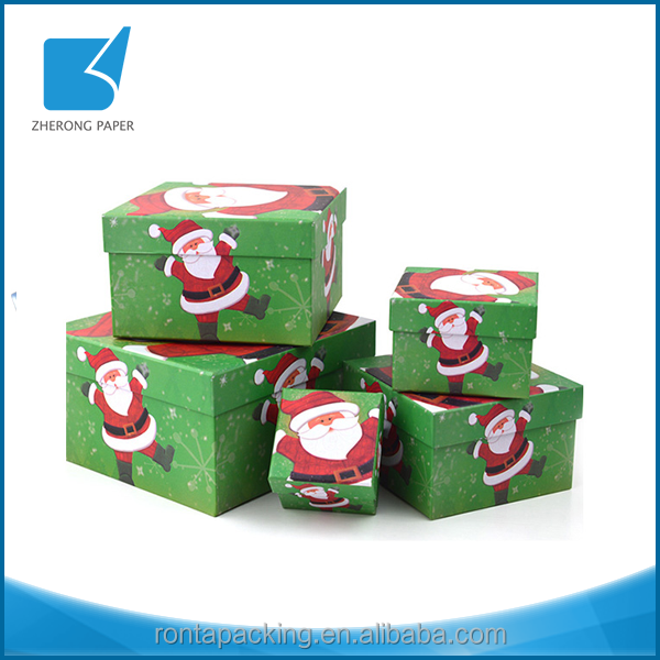 China design eco-friendly custom size carton box packaging with your design