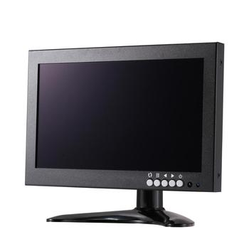 8 inch 720P wide screen hd mi bnc cctv monitor for security