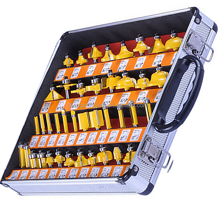 100pcs Router Bit Set