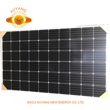 Cheap price 265W 60pcs roof tile cells mono small solar modules