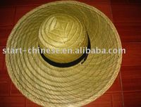 Fashion brand name cowboy hat for summer