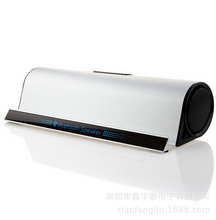 aluminum bluetooth 3 in 1 power bank speaker with mobile stand holder