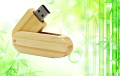 wholesale 2017 hot new product custom bamboo flash memory usb flash disk usb stick disk usb flash drive