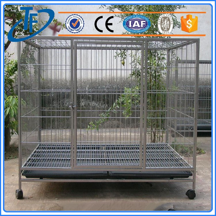 customized chicken wire mesh/ dog cages and galvanized welded wire dog cages
