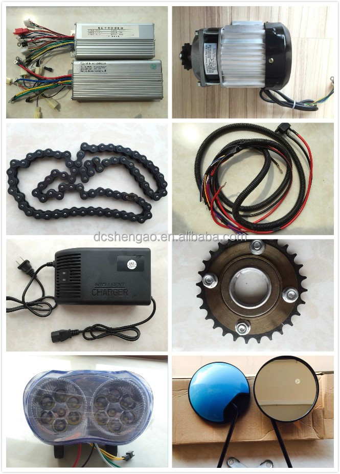 automatic rickshaw spare parts/bajaj motorcycles spare parts price/assisted pedal kits