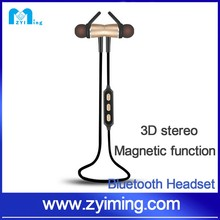 Zyiming Top sale Super mini Earphone wireless bluetooth headphone,wireless bluetooth headset
