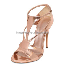 New style sexy young lady medium heel shoes ( style no.WP14021023)