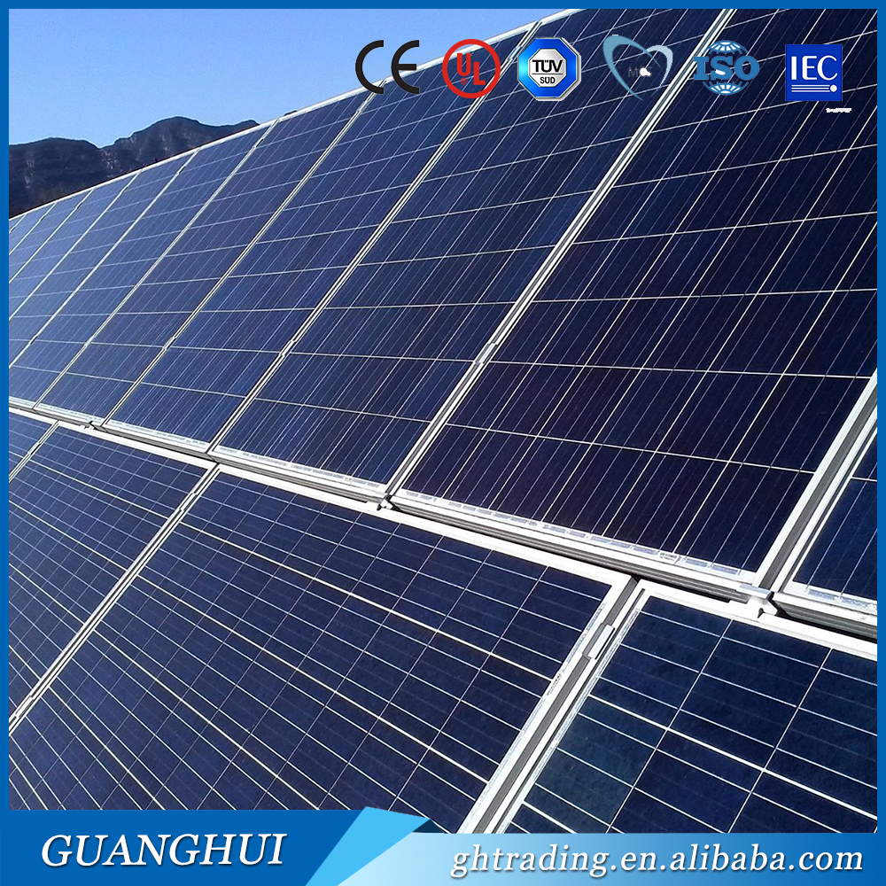 Cheap Solar Panels China 300W A Grade Solar Cell PV Solar Module Wholesale