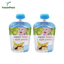 Printed Spout Pouch For Juice, drink and Beverage packing