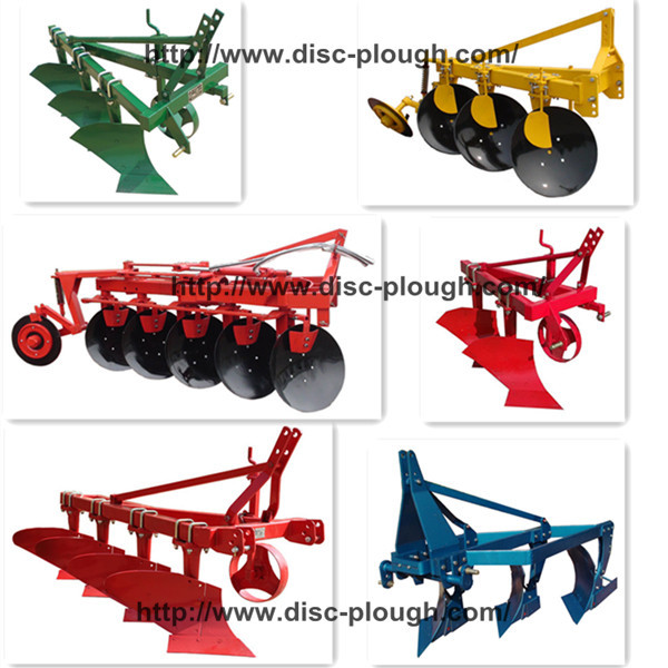 1LYT-425 plow China mounted disc plough for sale