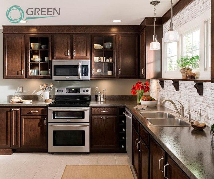 Solid Wood Imitate Kitchen Cabinet Buy Wood Kitchen Cabinet Wood