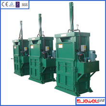 Waste Paper Plastic Recycling Compress Baling Machine