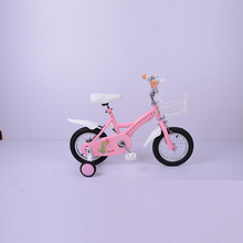 Four wheel kid bike for kids bicycle with 4 wheels