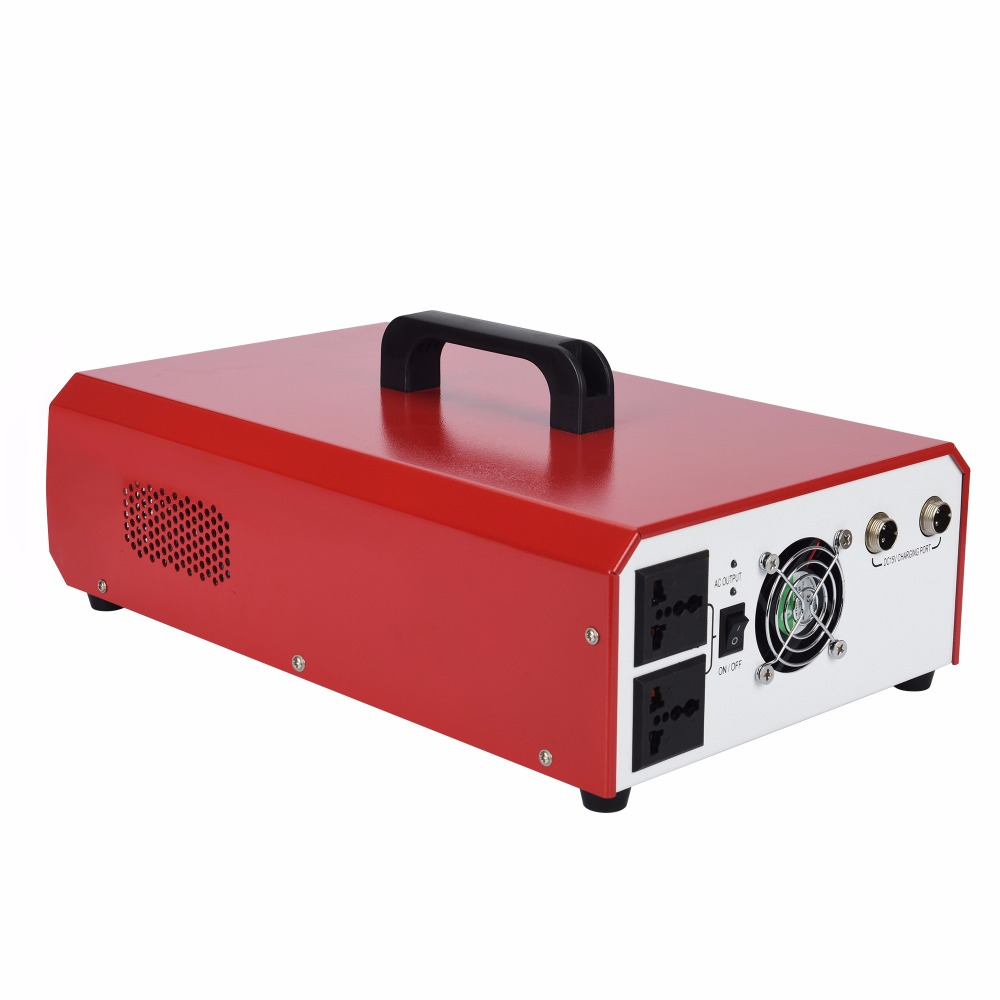 500W Solar Generator Solar Off Grid System Home Electric Power Supply for India Malaysia