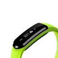 3D acceleration Bluetooth 4.0 smart wristwatch heart rate sleep monitor fitness tracker anti lost vibration smart watch