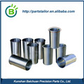 Mill Finished Surface Treatment stainless steel seamless tube BCR 0380