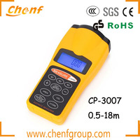 Hot Sell LCD Ultrasonic Distance Meter Measurer + Laser Pointer, Laser Distance Meter