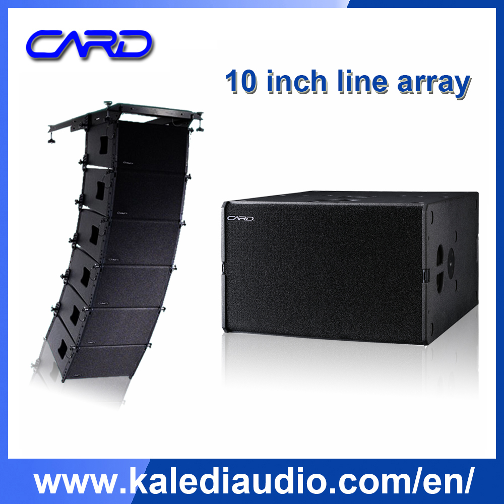 OUTDOOR Line Array Speaker Professional Loudspeaker pro sound and light china