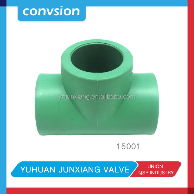 Convsion Bathroom Sanitary Fitting PPR Fitting, PPR Pipe and Pipe Fitting, Male and Female Screw