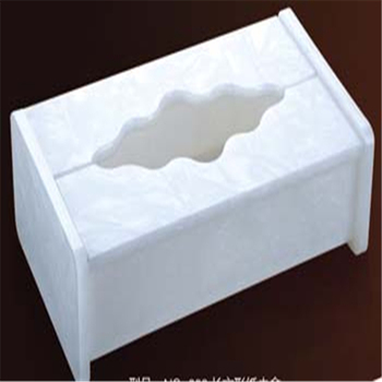 rectangular tissue box cover acrylic plexiglass