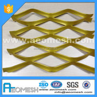 Made in Guangzhou decorative expanded wire mesh expanded metal mesh