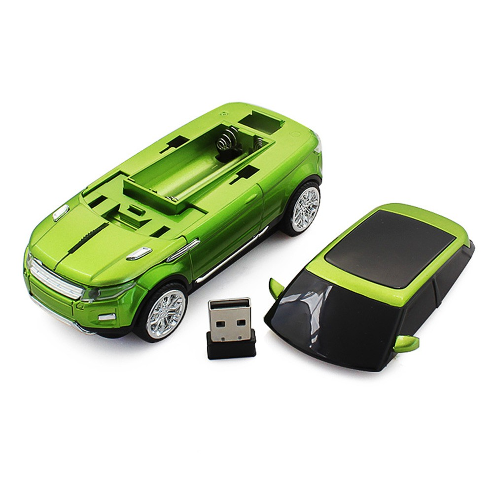 Latest Fashion SUV Super Mini USB Wireless Car Mouse Gamer Professional Souris Sans Fil Mause Car Mouse Gaming Mice Cool Gift
