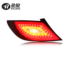 WH Hot Car Accessories Modified LED DRL taillight for Hyundai Accent/Verna cars